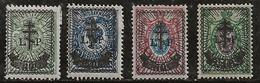 Russie 1919 N° Y&T :   23,26,27 Et 29 * - West Army