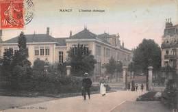 Nancy (54) - L'Institut Chimique - Nancy