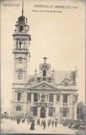 Exposition Universelle De Bruxelles 1910 - Pavillon De La Ville De Bruxelles - HP1690 - Mostre Universali
