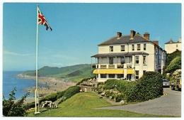 WOOLACOMBE : MORTHOE - CASTLE ROCK HOTEL - England