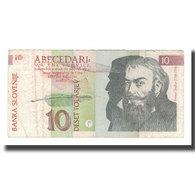 Billet, Slovénie, 10 Tolarjev, 1992, 1992-01-15, KM:11a, TB - Slovénie
