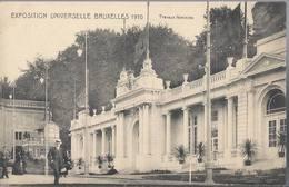 Exposition Universelle De Bruxelles 1910 - Travaux Fèminins - HP1697 - Mostre Universali