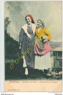PALERMO . Costumi Siciliani . Contadine All'acqua . - Palermo