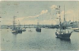 64-739 Latvija Lettland Latvia Riga Censored Zensor - Letonia