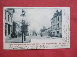 Germany > Hamburg  Gruss Vom Horner Park  Krohn  Has Stamp & Cancel    Ref 3425 - Allemagne