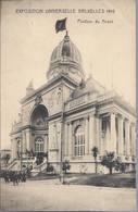 Exposition Universelle De Bruxelles 1910 - Pavillon Du Brèsil - HP1701 - Mostre Universali