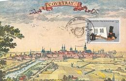 Dag Van De Postzegel 1986 Coutrai KORTRIJK - Kortrijk