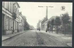 +++ CPA - MESSINES - MESEN - Rue D'Ypres    // - Mesen