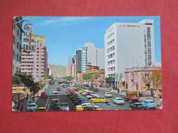 Tacna Avenue  Lima  Peru Has Stamp & Cancel    Ref 3425 - Peru