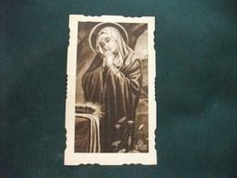 SANTINO HOLY PICTURE IMAGE SAINTE  PREGHIERA A MARIA SS. ADDOLORATA DEP. FB 184 - Religione & Esoterismo