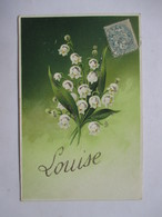 LOUISE       -   MUGUET  -    BRILLANTS         TTB - Nombres