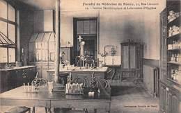 Nancy (54) - Faculté De Médecine De Nancy 31 Rue Lionnois - Institut Sérothérapique Et Laboratoire D'Hygiène - Nancy