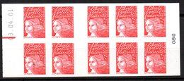 France  Carnet Usage Courant Luquet N° 3085 C7 / C528 I Neuf XX MNH - Carnets