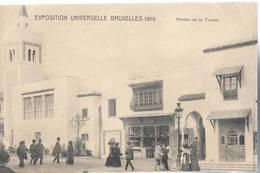 Exposition Universelle De Bruxelles 1910 - Pavillon De La Tunisie - HP1704 - Mostre Universali