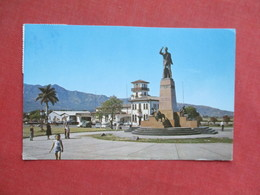 Monument Expresidente  San Jose Costa Rica Has Stamp & Cancel    Ref 3425 - Costa Rica