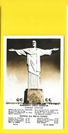 RIO De JANEIRO Monumento Cristo Redentor (Guanabara) Brésil - Rio De Janeiro