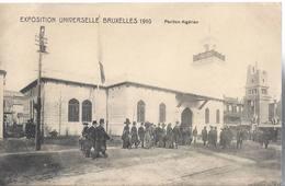 Exposition Universelle De Bruxelles 1910 - Pavillon Algèrien - HP1705 - Mostre Universali
