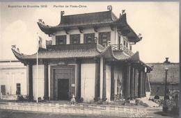 Exposition Universelle De Bruxelles 1910 - Pavillon De L'Indo-Chine - HP1711 - Mostre Universali