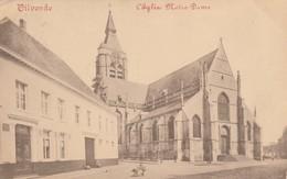 Vilvorde , Vilvoorde , L'église Notre-Dame  ,( Très RARE ) - Vilvoorde