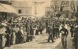 #200619E - 78 MARCHE DE L'ARMEE 29 MAI 1904 Saint Germain Avec Un Cachet Comme ça .. Réflexion Du Soldat - Militaria - St. Germain En Laye