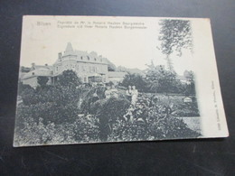 Bilzen, Eigendom Van De Heer Notaris Hauben Burgemeester - Bilzen