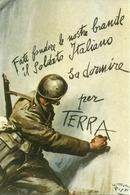 """Autarchia """"Fate Fondere Le Nostre Brande, Il Soldato Italiano Sa Dormire Per Terra"""", Riproduzione A67, Reproduction - Eventi"""