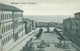 GIULIANOVA PIAZZA V, EMANULE   AUTENTICA 100% - Italie