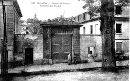 CPA VERSAILLES  - LA CASERNE DES CLOCHES -  BB-914 - Versailles