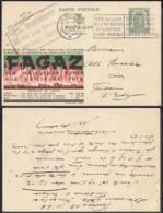 Publibel 230 - 35c Voyagé - Thématique Feux (DD) DC3523 - Ganzsachen