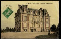 51 -  MARCILLY SUR SEINE (Marne) - Château De Barbenthal - France