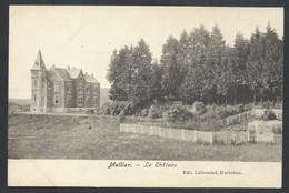 +++ CPA - Léglise - MELLIER - Le Château   // - Léglise