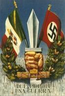 """Guerra 1939-1945, """"Due Popoli, Una Guerra"""", Riproduzione A71, Reproduction - Guerra 1939-45"""