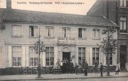 Café Belgischen Leeuw  KORTRIJK Courtrai - Kortrijk