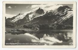 Isère 38 - Plateau D'emparis Lac Lérié La Meije Et Le Rateau Gep 5612.21 Cachet Freney D'oisans 1939 - Bourg-d'Oisans