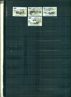 TRISTAN DA CUNHA MOYENS DE TRANSPORT LOCAUX 4 VAL NEUFS A PARTIR DE 0.75  EUROS - Tristan Da Cunha