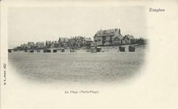 Le Touquet - Etaples - La Plage ( Carte Précurseur) - Le Touquet