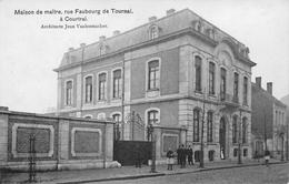 Maison De Maïte Rue Faubourg De Torunai Architecte Jean Vanhoenacker KORTRIJK Courtrai - Kortrijk