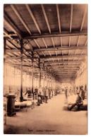 Spa Sous L'occupation Glasshalle Station Ww1 - Spa