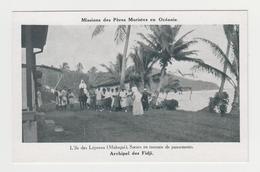 OR448 - Missions Des Pères Maristes En Océanie - L'île Des Lépreux (Makogai), ARCHIPEL DES FIDJI - Fiji
