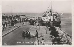 CPA - AK Bordeaux Port Hafen Harbour Autonome Pointe De Grave Depart Du Bac De Royan Fähre Ferry Debarcadere 33 Gironde - Bordeaux