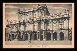 Torino - Palazzo Carignano - Fp Vg1931 - Palazzo Carignano
