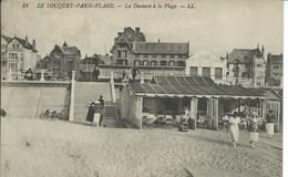 Le Touquet - Paris Plage - La Descente à La Plage - Le Touquet