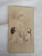 Santino Gesù Cristo In Ricordo Della Prima Comunione Di Ernestina Facchinetti In Sforzatica BG - Santini