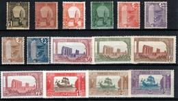 Tunisie - Timbres De 1906 Yvert 29 / 41 XX - Tunisie (1888-1955)