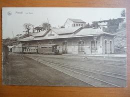 CPA - Congo Belge - Gare De Matadi - Belgian Congo - Other