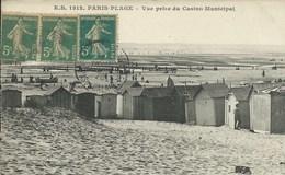 Le Touquet - Paris Plage - Vue Prise Du Casino Municipal - Le Touquet