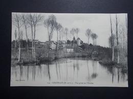 Carte Postale  - CHATELAIS (49) - Vue Prise Sur L'Oudon (1807/1000) - Francia