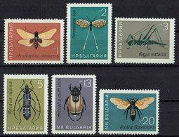 Bulgarien 1964 // Mi. 1446/1451 ** - Bulgarien