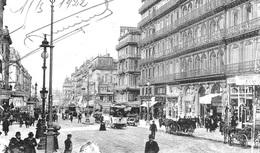 CPA De MARSEILLE    - LES ATTELAGES  RUE DE NOAILLES EN  1922 -  BB-918 - Autres