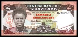 SWAZILAND - 2 Emalangeni - 1986-1987 - P13 - UNC - Swaziland